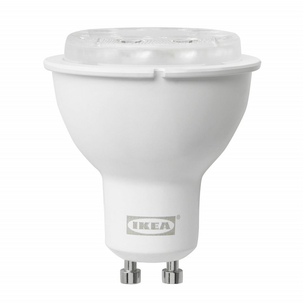 IKEA Tradfri smart lighting bulb, GU10 downlighting