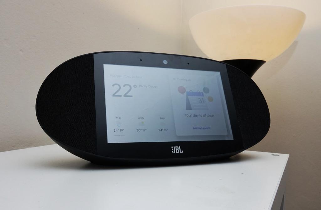 JBL Link View smart display reviewed