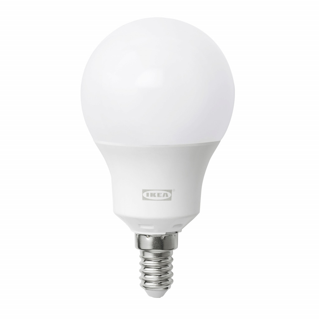 IKEA Tradfri smart lighting bulb, E14