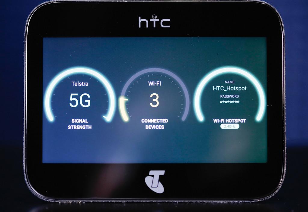 Telstra 5G test in December 2018