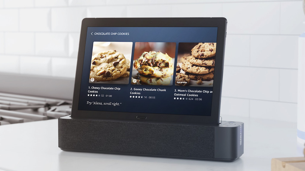 Lenovo's Smart Tabs introduced at CES 2019