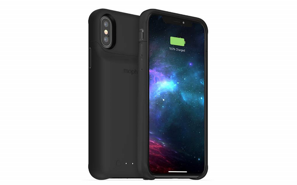 Mophie Juice Pack Access for iPhone X, iPhone XR, iPhone XS, and iPhone XS Max