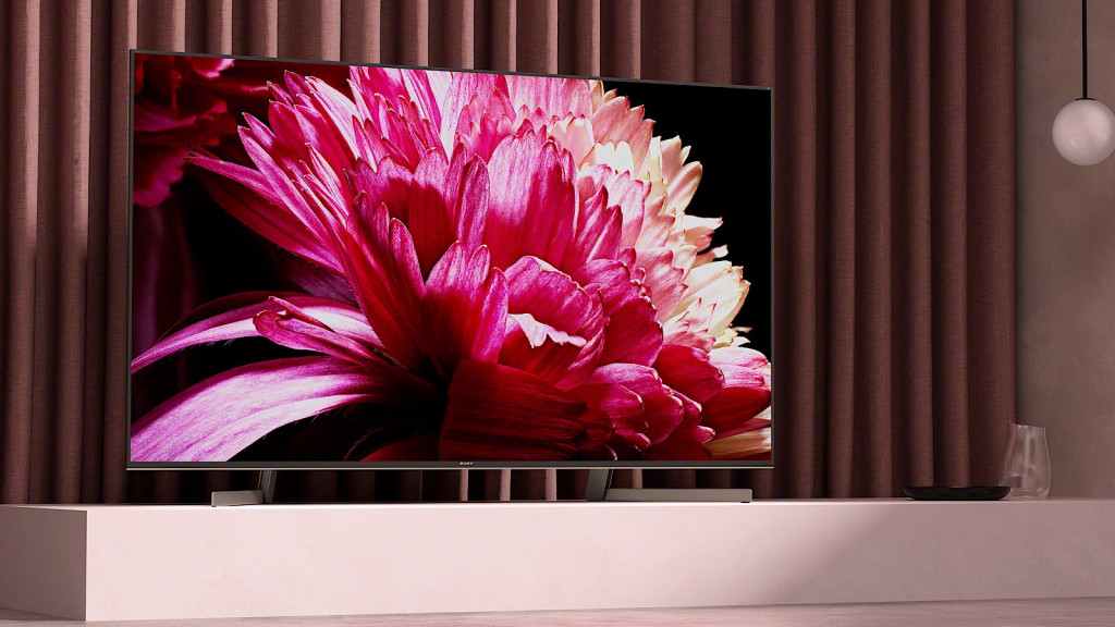 Sony X9500 LED-backlit TV announced at CES 2019