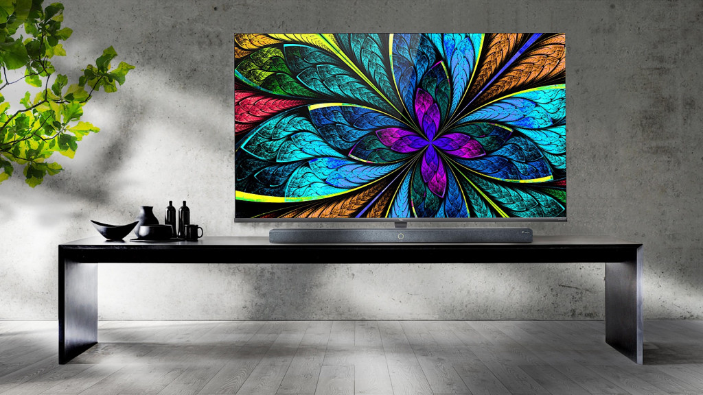 TCL 8K QLED TV announced at CES 2019