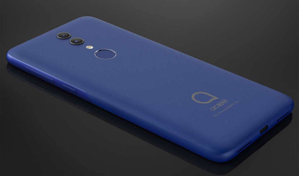 Alcatel 1X (2019) launched at CES 2019